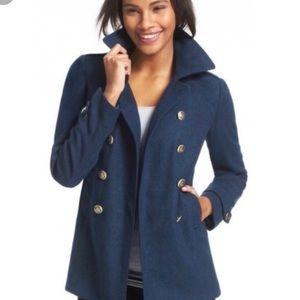 CAbi prep school pea coat